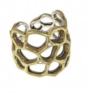 Honey Love Honeycomb Ring